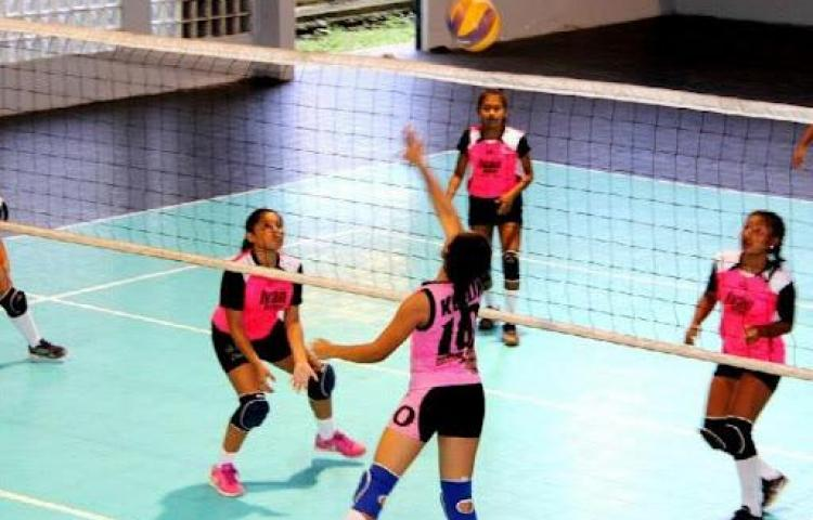 Selección de voleibol por casi no asiste a los centroamericanos por falta de plata