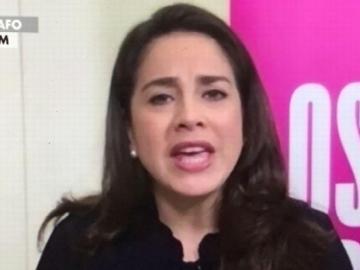 'Daniel Ortega instituye no sólo una dictadura, sino una monarquía', Berta Valle