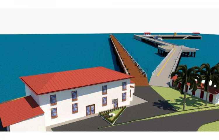 ¡Nuevo muelle fiscal de Puerto Armuelles! Piden declarar desierta licitación por $20 millones