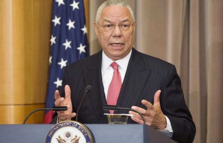 Muere a los 84 años el general Colin Powell, exsecretario de Estado de EE.UU.
