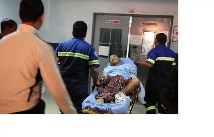 Joven sufrió cuatro puñaladas cuando peleaba por una mujer